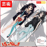 New Mio Akiyama - K-On! Anime Dakimakura Japanese Hugging Body Pillow Cover GZFONG267 - Anime Dakimakura Pillow Shop | Fast, Free Shipping, Dakimakura Pillow & Cover shop, pillow For sale, Dakimakura Japan Store, Buy Custom Hugging Pillow Cover - 1