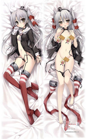 New Kantai Collection Anime Dakimakura Japanese Pillow Cover ContestNinetyNine 20 - Anime Dakimakura Pillow Shop | Fast, Free Shipping, Dakimakura Pillow & Cover shop, pillow For sale, Dakimakura Japan Store, Buy Custom Hugging Pillow Cover - 1