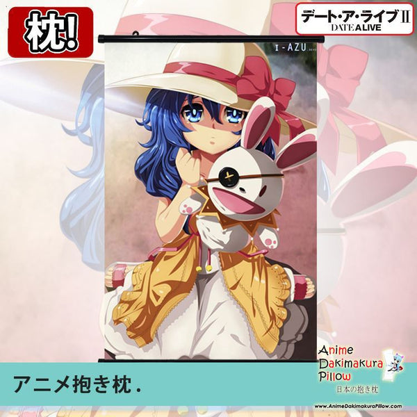 New Date a Live Japanese Anime Art Wall Scroll Poster Limited Edition High Quality GZFONG026 - Anime Dakimakura Pillow Shop | Fast, Free Shipping, Dakimakura Pillow & Cover shop, pillow For sale, Dakimakura Japan Store, Buy Custom Hugging Pillow Cover - 1