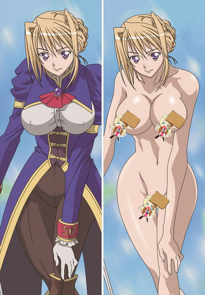 New Princess Lover Anime Dakimakura Japanese Pillow Cover PL2