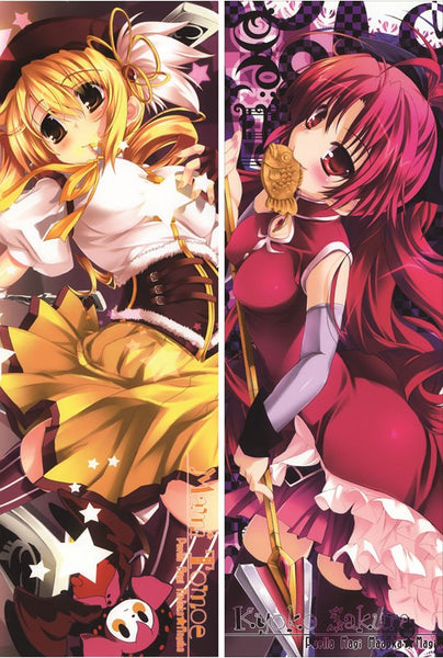 New Puella Magi Madoka Magica Anime Dakimakura Japanese Pillow Cover PMMM15