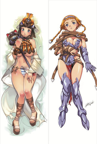 New Queen's Blade Anime Dakimakura Japanese Pillow Cover QB2 - Anime Dakimakura Pillow Shop | Fast, Free Shipping, Dakimakura Pillow & Cover shop, pillow For sale, Dakimakura Japan Store, Buy Custom Hugging Pillow Cover - 1