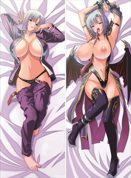 New  Kyonyuu Majo Anime Dakimakura Japanese Pillow Cover ContestTwentyFive19 - Anime Dakimakura Pillow Shop | Fast, Free Shipping, Dakimakura Pillow & Cover shop, pillow For sale, Dakimakura Japan Store, Buy Custom Hugging Pillow Cover - 1