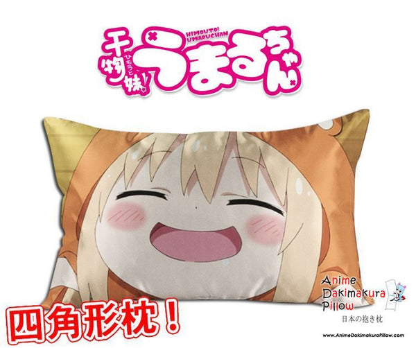 New Umaru Doma - Himouto Umaru Chan Anime Waifu Dakimakura Rectangle 40x70cm Pillow Cover GZFONG288