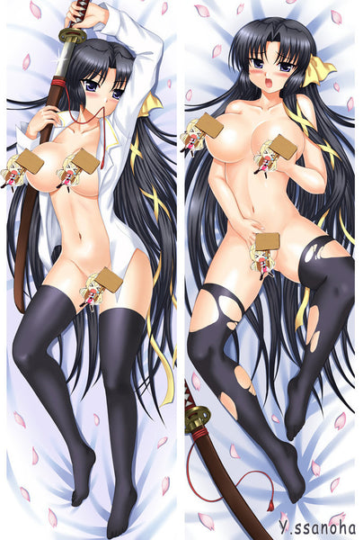 New  Yuiko Kurugaya - Little Busters! Anime Dakimakura Japanese Pillow Cover ContestThirtySix18 - Anime Dakimakura Pillow Shop | Fast, Free Shipping, Dakimakura Pillow & Cover shop, pillow For sale, Dakimakura Japan Store, Buy Custom Hugging Pillow Cover - 1
