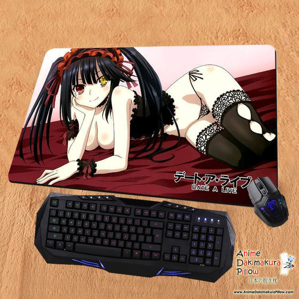 New Kurumi Tokisaki - Date a Live Anime Gaming Playmat Multipurpose Mousepad PM28