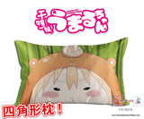 New Umaru Doma - Himouto Umaru Chan Anime Waifu Dakimakura Rectangle 40x70cm Pillow Cover GZFONG290 - Anime Dakimakura Pillow Shop | Fast, Free Shipping, Dakimakura Pillow & Cover shop, pillow For sale, Dakimakura Japan Store, Buy Custom Hugging Pillow Cover - 1