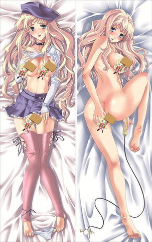 New Macross Frontier Anime Dakimakura Japanese Pillow Cover MF4 - Anime Dakimakura Pillow Shop | Fast, Free Shipping, Dakimakura Pillow & Cover shop, pillow For sale, Dakimakura Japan Store, Buy Custom Hugging Pillow Cover - 1