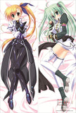 New  Magical Girl Lyrical Nanoha -  Nanoha Einhart Anime Dakimakura Japanese Pillow Cover ContestSixtyNine 6 - Anime Dakimakura Pillow Shop | Fast, Free Shipping, Dakimakura Pillow & Cover shop, pillow For sale, Dakimakura Japan Store, Buy Custom Hugging Pillow Cover - 1