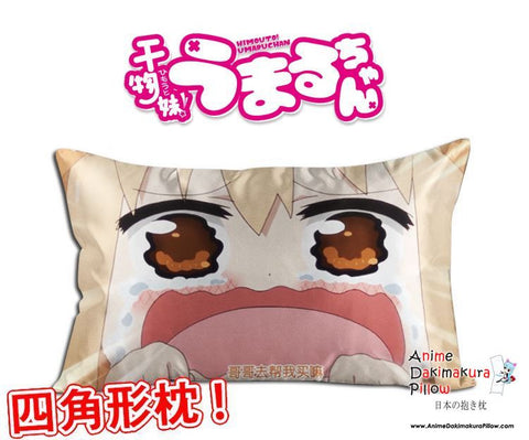 New Umaru Doma - Himouto Umaru Chan Anime Waifu Dakimakura Rectangle 40x70cm Pillow Cover GZFONG295 - Anime Dakimakura Pillow Shop | Fast, Free Shipping, Dakimakura Pillow & Cover shop, pillow For sale, Dakimakura Japan Store, Buy Custom Hugging Pillow Cover - 1