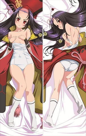New Hyakka Samurai Girls Anime Dakimakura Japanese Pillow Cover ADP-1091 - Anime Dakimakura Pillow Shop | Fast, Free Shipping, Dakimakura Pillow & Cover shop, pillow For sale, Dakimakura Japan Store, Buy Custom Hugging Pillow Cover - 1