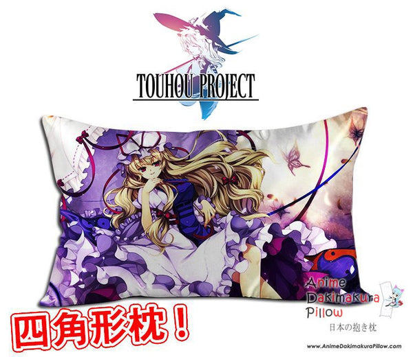 New Touhou Project Anime Waifu Dakimakura Rectangle 40x70cm Pillow Cover GZFONG-29