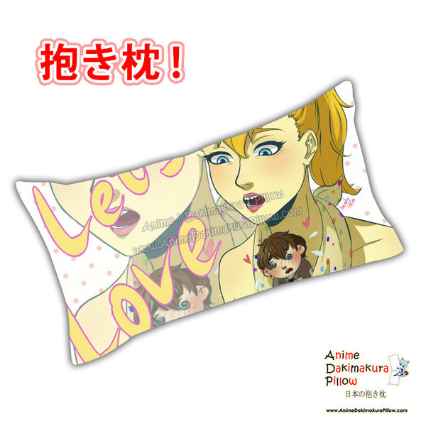 New Five Nights At Freddys Anime Dakimakura Japanese Rectangle Pillow Cover Custom Designer BambyKim ADC454