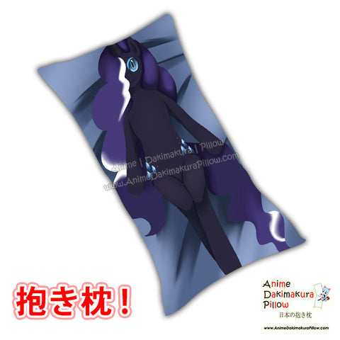 New Nightmare Rarity My Little Po MLP Anime Dakimakura Japanese Rectangle Pillow Cover Custom Designer ASinglePetal ADC417 - Anime Dakimakura Pillow Shop | Fast, Free Shipping, Dakimakura Pillow & Cover shop, pillow For sale, Dakimakura Japan Store, Buy Custom Hugging Pillow Cover - 1
