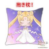 New Sailor Moon Anime Dakimakura Japanese Square Pillow Cover Custom Designer Ylliart ADC550 - Anime Dakimakura Pillow Shop | Fast, Free Shipping, Dakimakura Pillow & Cover shop, pillow For sale, Dakimakura Japan Store, Buy Custom Hugging Pillow Cover - 1
