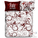 New Rin Tohsaka - Fate Stay Night Japanese Anime Bed Blanket or Duvet Cover with Pillow Covers ADP-CP150006 - Anime Dakimakura Pillow Shop | Fast, Free Shipping, Dakimakura Pillow & Cover shop, pillow For sale, Dakimakura Japan Store, Buy Custom Hugging Pillow Cover - 6