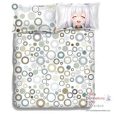 New Isla - Plastic Memories Japanese Anime Bed Blanket or Duvet Cover with Pillow Covers ADP-CP150017 - Anime Dakimakura Pillow Shop | Fast, Free Shipping, Dakimakura Pillow & Cover shop, pillow For sale, Dakimakura Japan Store, Buy Custom Hugging Pillow Cover - 6