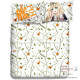 New Yuudachi Poi - Kantai Collection Japanese Anime Bed Blanket or Duvet Cover with Pillow Covers ADP-CP150009 - Anime Dakimakura Pillow Shop | Fast, Free Shipping, Dakimakura Pillow & Cover shop, pillow For sale, Dakimakura Japan Store, Buy Custom Hugging Pillow Cover - 6