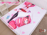 New Nishikino Maki - Love Live Japanese Anime Bed Blanket or Duvet Cover with Pillow Covers Blanket 5 - Anime Dakimakura Pillow Shop | Fast, Free Shipping, Dakimakura Pillow & Cover shop, pillow For sale, Dakimakura Japan Store, Buy Custom Hugging Pillow Cover - 3