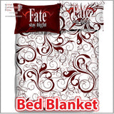 New Rin Tohsaka - Fate Stay Night Japanese Anime Bed Blanket or Duvet Cover with Pillow Covers ADP-CP150006 - Anime Dakimakura Pillow Shop | Fast, Free Shipping, Dakimakura Pillow & Cover shop, pillow For sale, Dakimakura Japan Store, Buy Custom Hugging Pillow Cover - 2