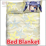 New Hestia - DanMachi Japanese Anime Bed Blanket or Duvet Cover with Pillow Covers ADP-CP150003 - Anime Dakimakura Pillow Shop | Fast, Free Shipping, Dakimakura Pillow & Cover shop, pillow For sale, Dakimakura Japan Store, Buy Custom Hugging Pillow Cover - 2