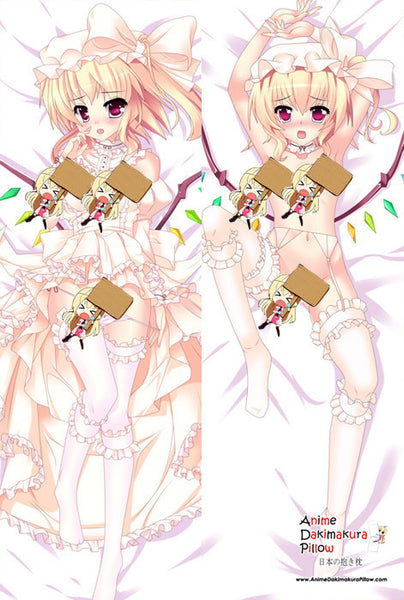 New  Touhou project Anime Dakimakura Japanese Pillow Cover ContestFifty20