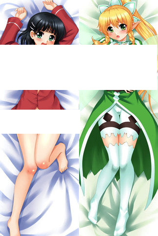 Sword Art Online Anime Dakimakura Japanese Pillow Cover ADP18