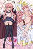 The Familiar of Zero's Familiar Zero no Tsukaima Anime Dakimakura Japanese Pillow Cover ADP16 - Anime Dakimakura Pillow Shop | Fast, Free Shipping, Dakimakura Pillow & Cover shop, pillow For sale, Dakimakura Japan Store, Buy Custom Hugging Pillow Cover - 2