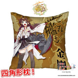 New Kongou - Kantai Collection Anime Dakimakura Square Pillow Cover GZFONG316 - Anime Dakimakura Pillow Shop | Fast, Free Shipping, Dakimakura Pillow & Cover shop, pillow For sale, Dakimakura Japan Store, Buy Custom Hugging Pillow Cover - 1