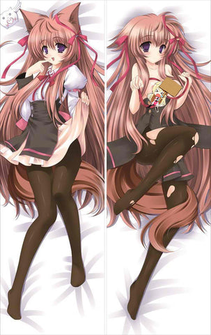 New TAYUTAMA -Kiss on my Deity Anime Dakimakura Japanese Pillow Cover TKD3 - Anime Dakimakura Pillow Shop | Fast, Free Shipping, Dakimakura Pillow & Cover shop, pillow For sale, Dakimakura Japan Store, Buy Custom Hugging Pillow Cover - 1