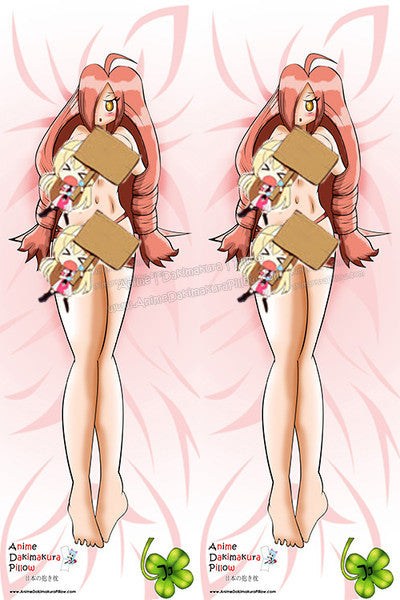 New Humanized Gourgeist - Pokemon Anime Dakimakura Japanese Pillow Custom Designer Lucky-JJ ADC156