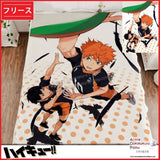 New Haikyuu Japanese Anime Fleece Flannel Bed Throws GZFONG337 - Anime Dakimakura Pillow Shop | Fast, Free Shipping, Dakimakura Pillow & Cover shop, pillow For sale, Dakimakura Japan Store, Buy Custom Hugging Pillow Cover - 1