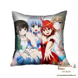 New Amagi Brilliant Park High Quality Anime Dakimakura Square Pillow Cover GZFONG33 - Anime Dakimakura Pillow Shop | Fast, Free Shipping, Dakimakura Pillow & Cover shop, pillow For sale, Dakimakura Japan Store, Buy Custom Hugging Pillow Cover - 1