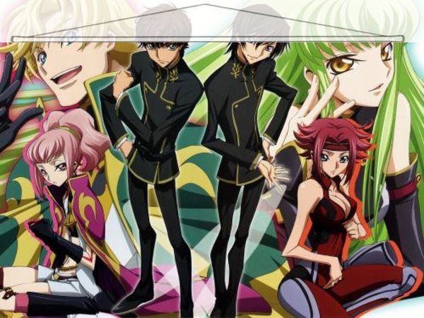 Code Geass Japanese Anime Wall Scroll Poster and Banner 33 - Anime Dakimakura Pillow Shop | Fast, Free Shipping, Dakimakura Pillow & Cover shop, pillow For sale, Dakimakura Japan Store, Buy Custom Hugging Pillow Cover - 1