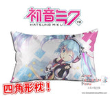 New Hatsune Miku - Vocaloid Anime Waifu Dakimakura Rectangle 40x70cm Pillow Cover GZFONG-34 - Anime Dakimakura Pillow Shop | Fast, Free Shipping, Dakimakura Pillow & Cover shop, pillow For sale, Dakimakura Japan Store, Buy Custom Hugging Pillow Cover - 1