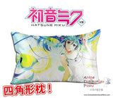 New Hatsune Miku - Vocaloid Anime Waifu Dakimakura Rectangle 40x70cm Pillow Cover GZFONG-35 - Anime Dakimakura Pillow Shop | Fast, Free Shipping, Dakimakura Pillow & Cover shop, pillow For sale, Dakimakura Japan Store, Buy Custom Hugging Pillow Cover - 1