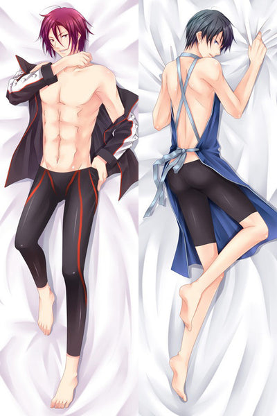 New  Male Free! Anime Dakimakura Japanese Pillow Cover MALE35 - Anime Dakimakura Pillow Shop | Fast, Free Shipping, Dakimakura Pillow & Cover shop, pillow For sale, Dakimakura Japan Store, Buy Custom Hugging Pillow Cover - 1