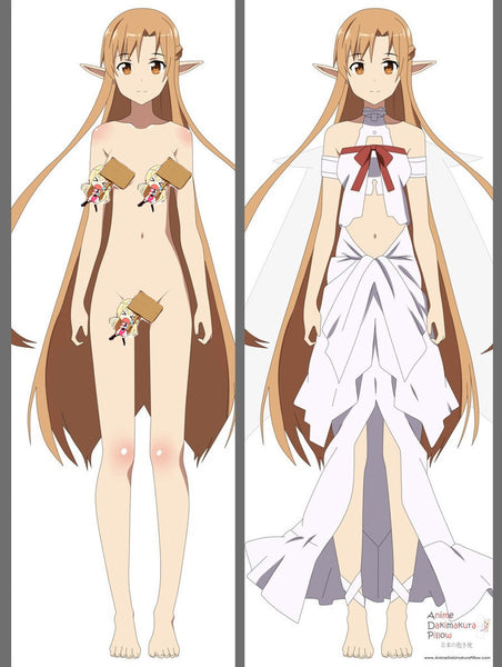 New  Sword Art Online Anime Dakimakura Japanese Pillow Cover ContestFiftyEight 11