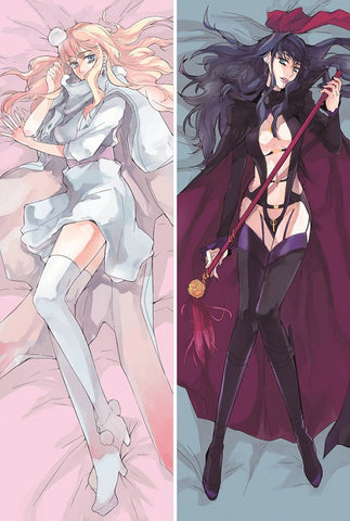 New Macross Frontier Anime Dakimakura Japanese Pillow Cover MF2 - Anime Dakimakura Pillow Shop | Fast, Free Shipping, Dakimakura Pillow & Cover shop, pillow For sale, Dakimakura Japan Store, Buy Custom Hugging Pillow Cover - 1