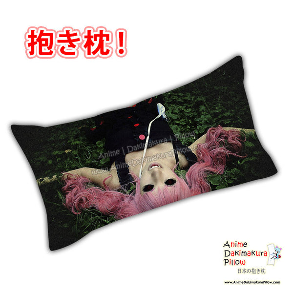 New Shiki Anime Dakimakura Japanese Rectangle Pillow Cover Custom Designer BambyKim ADC462