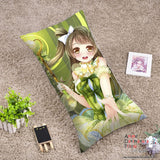 New Minami Kotori - Love Live Anime Dakimakura Rectangle Pillow Cover RPC37 - Anime Dakimakura Pillow Shop | Fast, Free Shipping, Dakimakura Pillow & Cover shop, pillow For sale, Dakimakura Japan Store, Buy Custom Hugging Pillow Cover - 1