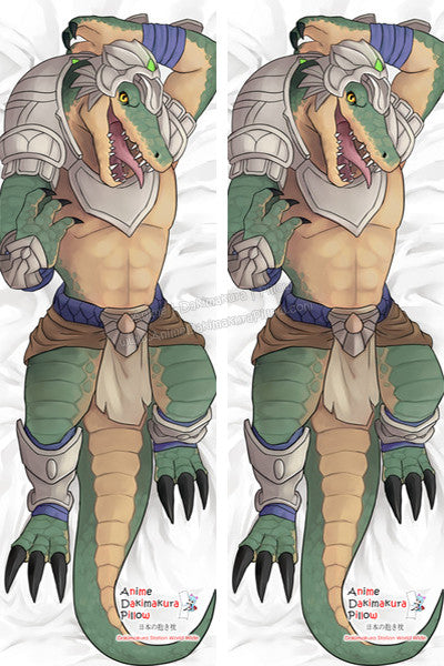 New League of Legends Renekton Anime Dakimakura Japanese Pillow Cover Custom Designer Cash Bones Cash ADC42 - Anime Dakimakura Pillow Shop | Fast, Free Shipping, Dakimakura Pillow & Cover shop, pillow For sale, Dakimakura Japan Store, Buy Custom Hugging Pillow Cover - 1
