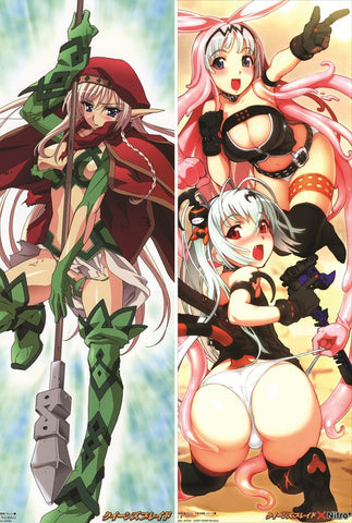 New Queen's Blade Anime Dakimakura Japanese Pillow Cover QB7 - Anime Dakimakura Pillow Shop | Fast, Free Shipping, Dakimakura Pillow & Cover shop, pillow For sale, Dakimakura Japan Store, Buy Custom Hugging Pillow Cover - 1