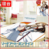 New Asuna - Sword Art Online Japanese Anime Bed Blanket or Duvet Cover GZFONG382 - Anime Dakimakura Pillow Shop | Fast, Free Shipping, Dakimakura Pillow & Cover shop, pillow For sale, Dakimakura Japan Store, Buy Custom Hugging Pillow Cover - 1