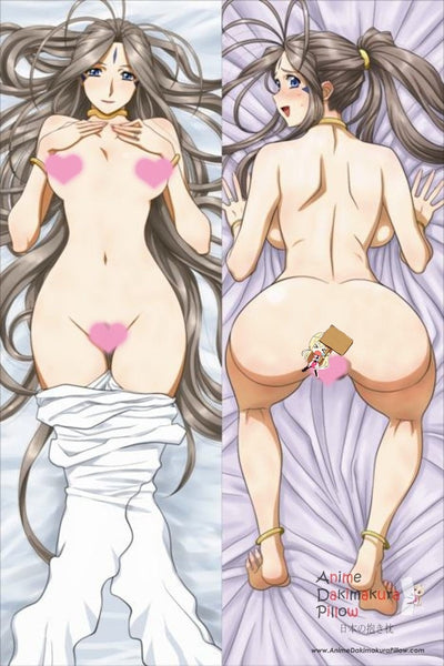 New  Ah My Goddess! - Belldandy Anime Dakimakura Japanese Pillow Cover ContestSeventyTwo 23