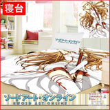 New Asuna - Sword Art Online Japanese Anime Bed Blanket or Duvet Cover GZFONG383 - Anime Dakimakura Pillow Shop | Fast, Free Shipping, Dakimakura Pillow & Cover shop, pillow For sale, Dakimakura Japan Store, Buy Custom Hugging Pillow Cover - 1