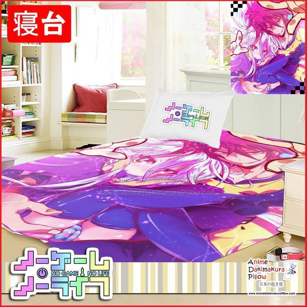 New No Game No Life Japanese Anime Bed Blanket or Duvet Cover GZFONG386