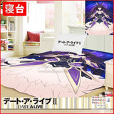 New Yatogami Tohka - Date a Live Japanese Anime Bed Blanket or Duvet Cover GZFONG392 - Anime Dakimakura Pillow Shop | Fast, Free Shipping, Dakimakura Pillow & Cover shop, pillow For sale, Dakimakura Japan Store, Buy Custom Hugging Pillow Cover - 1