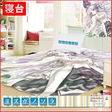 New Sora Kasugano - Yosuga no Sora Japanese Anime Bed Blanket or Duvet Cover GZFONG394 - Anime Dakimakura Pillow Shop | Fast, Free Shipping, Dakimakura Pillow & Cover shop, pillow For sale, Dakimakura Japan Store, Buy Custom Hugging Pillow Cover - 1