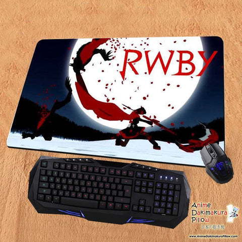 New RWBY Anime Gaming Playmat Multipurpose Mousepad PM39 - Anime Dakimakura Pillow Shop | Fast, Free Shipping, Dakimakura Pillow & Cover shop, pillow For sale, Dakimakura Japan Store, Buy Custom Hugging Pillow Cover - 1